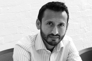 Adarsh Varma, Economist