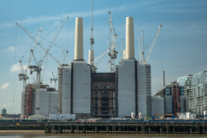 Battersea power station redevelopment